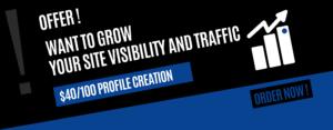 profile creation services