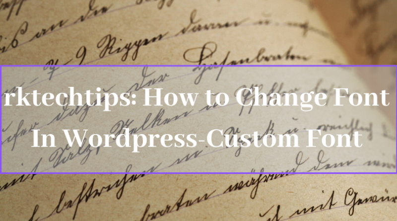 how to change font in wordpress, how to change font in wordpress editor, how to change font in a wordpress site, how to change a font in wordpress, how do i change font in wordpress, How do I change font on Google WordPress?, How do you customize Google font?, How do I use Easy Google Fonts in WordPress?, How do I increase font size in WordPress?,