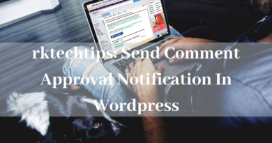 Send Comment Approval Notification In Wordpress, how to send comment approval mail to user in wordpress, send comment approval notification, how to notify user that comment is approved, notify user that comment is approved,