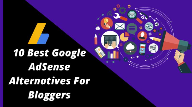 Jump to Best google Adsense alternatives to maximize your revenue on your website: Media.net. PropellerAds. Adversal. VigLink, Skimlinks. Monumetric. InfoLinks.