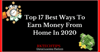 Top 18 Best Ways To Earn Money From Home In 2020 which will be 100% real how to earn money without investment from home here best online earning ways in India