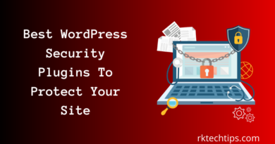 know the best WordPress security plugins that will provide you 100% best security system for your WordPress website SecuPress, jetpack scan, iThemes