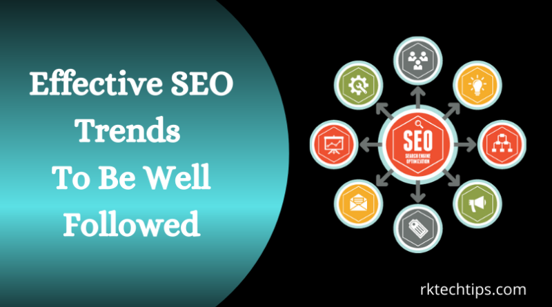 effective SEO trends By targeting specific terms, you get closer to what users want, users don't address Alexa the same way they would type a question on Google.