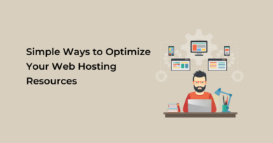 Learn To Optimize Your Web Hosting Resources In Simple ways where you can easily get the more benefits from your hosting reduce the load time, run fast.