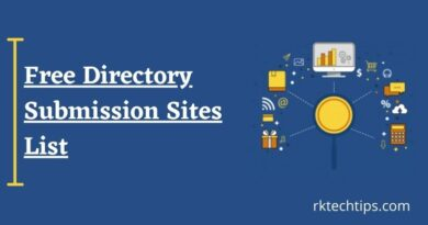 See the Top 400+ Free and updated directory submission sites list for you all now you can boost domain authority, organic traffic, search visibility, and more.