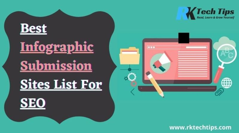 40+ Infographic Submission Sites List 2021
