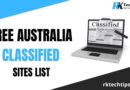 150+ Free Australia Classified Sites List 2021