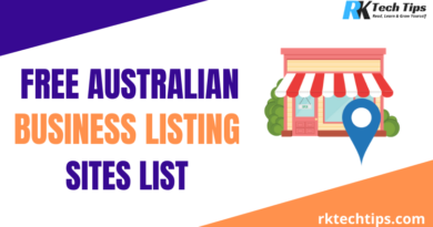 Top Free Australian Business Listing Sites List 2021