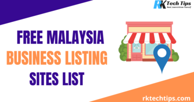 Top Malaysia Business Listing Sites List 2021