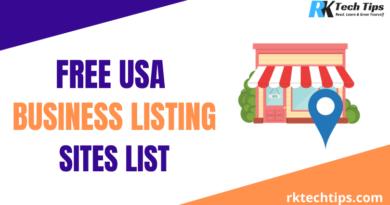Top Free USA Business Listing Sites List 2021