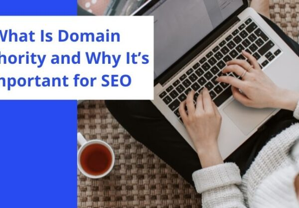 Why domain authority is so important